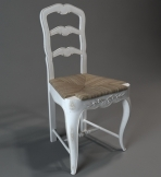 Link to3d model of a european-style chair