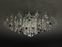 Link to3d model of european classical crystal chandeliers
