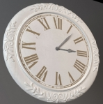 Link to3d model of european-style wall clock