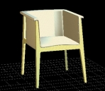 Link to3d model of sofa stool furniture 1-5 months