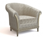 Link to3d model of the classic european-style sofa, paragraph 4-3
