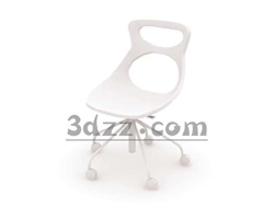 Link to3d model of the new creative leisure chair (with material)