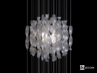 Link to3d models of crystal chandeliers