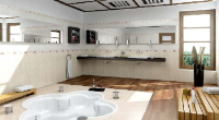 Link to3d models of foreign boutique bathroom