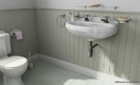 Link to3d models of indoor space toilet
