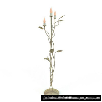 Link to3d models of modern fancy table lamp
