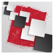 Link to3d square abstract background vector 02 free