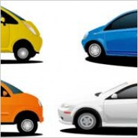 Link to4 car vector