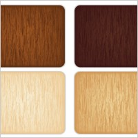Link to4 color wood grain background vector