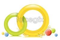 Link to4 creative arc vector