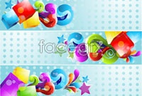 Link to4 current banner background vector