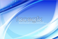 Link to4 dynamic wave background vector