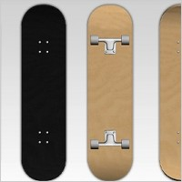 Link to4 free skateboard templates