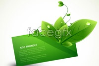 Link to4 green card vector graphic