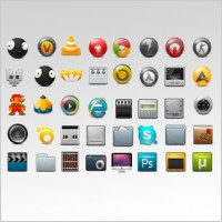 Link to4 ten icons pack icons pack