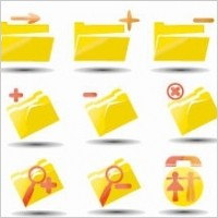Link to45 free icons set