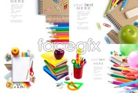 Link to5 color stationery hd picture