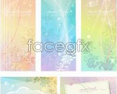 Link to5 dim background pattern vector