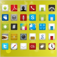 Link to52 android icons icons pack