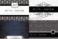 Link to6 european-style pattern vector background