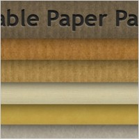 Link to6 free tileable paper patterns