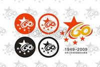 Link to60 anniversary of national day vector logo