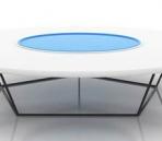 Link to7 sets  2007 milan furniture part  the furniture 3d model