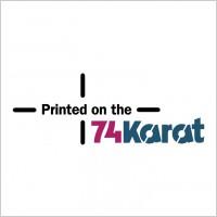 Link to74 karat logo