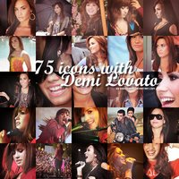 Link to75 icons with demi lovato