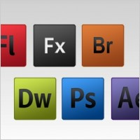 Link to8 free adobe product icons