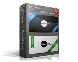 Link to80 premium web ribbons