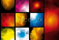 Link to9 gorgeous smoke background vector