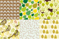 Link to9 tint background pattern vector