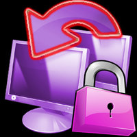 Link to_purple pack_ secure file transfer or ftp icon