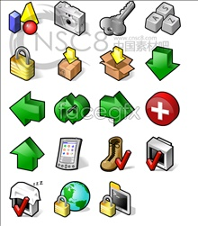 Link toA beautiful system icons