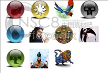 Link toA colorful crystal ball icons