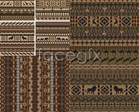 Link tovector textures indigenous african of pattern national A