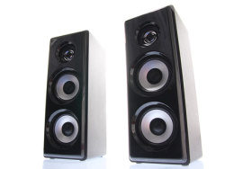 Link toA pair of speakers picture material
