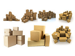 Link toA pile of cardboard box hd pictures