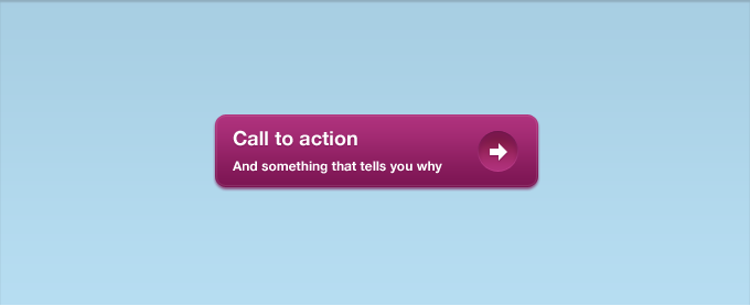 Link toA pink vibrant call to action psd