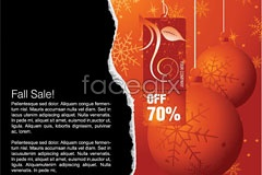 Link toA shopping discount vector