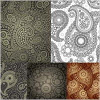 Link toA special background pattern vector