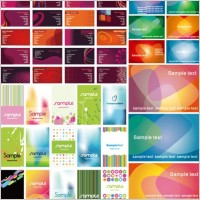 Link toA variety of beautiful vector background nonoriginal works