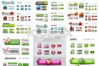 Link toA variety of exquisite web icon design
