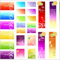 Link toA variety of fantasystyle vector background