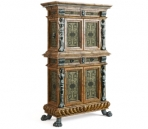 Link toA variety of other european-style cabinet model 5 3d model
