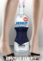 Link toAbsolut vodka. advert. no 3