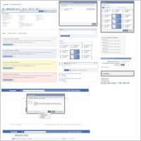 Link toAbsolute professional facebook gui psd layered nonoriginal