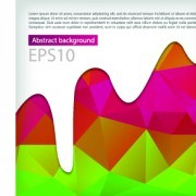 Link toAbstract background with paint vector 02