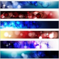 Link toAbstract banner vector